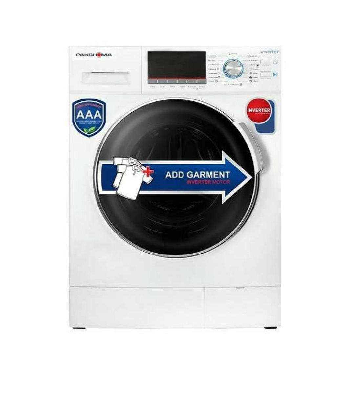 ماشین لباسشویی پاکشوما مدل WFI-93429 ظرفیت ۹ کیلوگرم