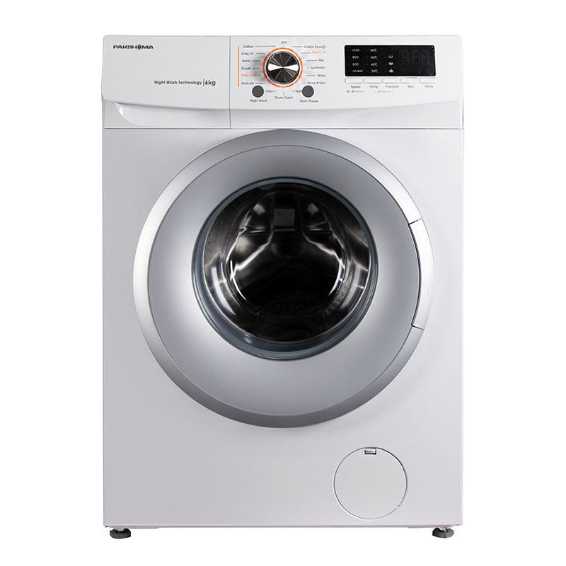 لباسشویی پاکشوما ۶ کیلوگرمی   TFU-63100WS